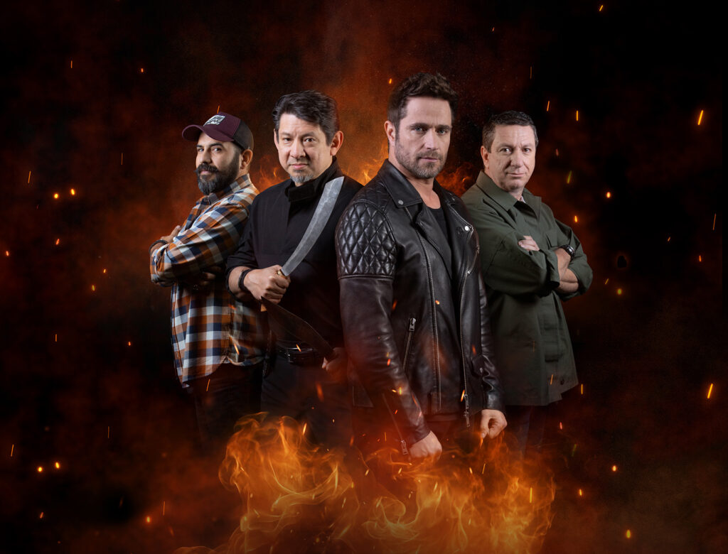 Desafío Sobre Fuego Latinoamérica 3