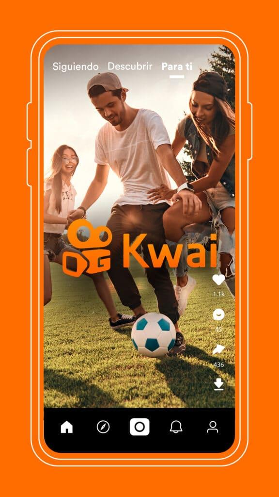 Kwai tiene más de 300 millones de usuarios que disfrutan un promedio de 86 minutos diarios.